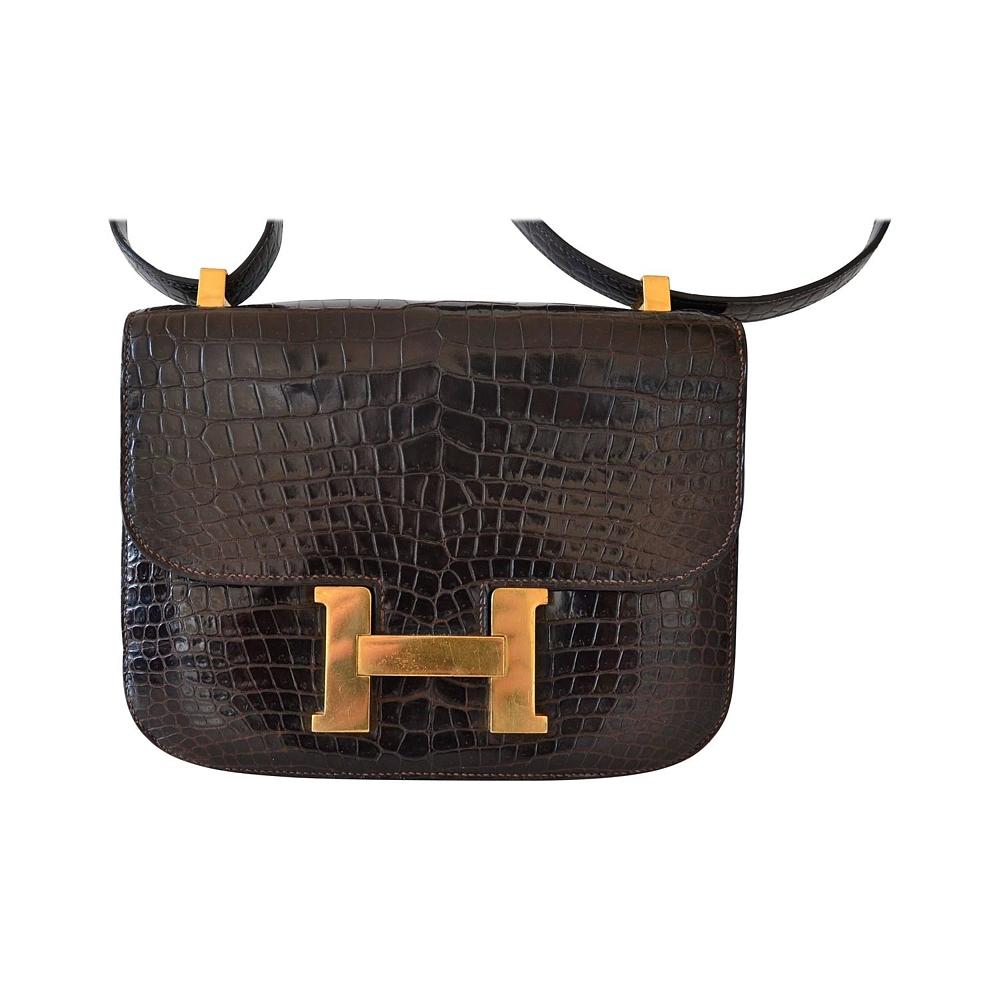 3e7374a77d70 Product picture. Hermes Constance 24 Crocodile Porosus